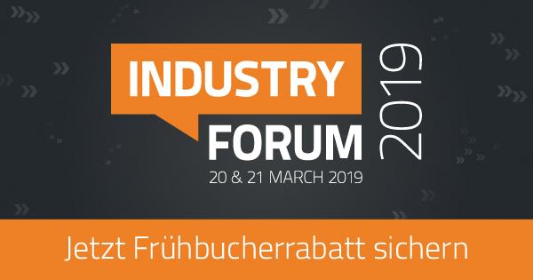Industry-Forum 2019