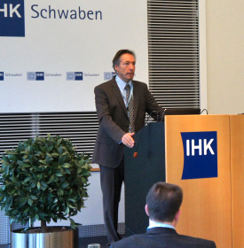 Keynote zum 14. Industry-Forum
